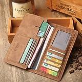 7fbd833dd0af Amazon.com: Gucci Women's Saffron Brown Leather Zip Wallet 332747 ...