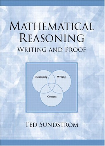 Mathematical Reasoning: Writing and Proof