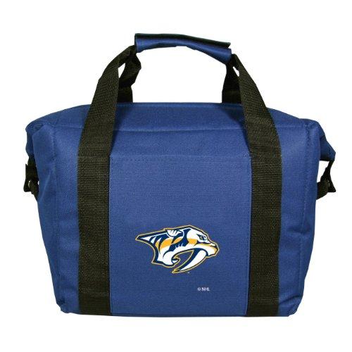 NHL Nashville Predators Soft Sided 12-Pack Kooler Bag
