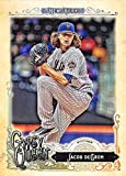 2017 Topps Gypsy Queen #121 Jacob deGrom New York Mets Baseball Card