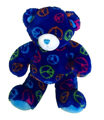 Build a Bear Peace Bear