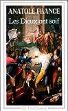 vignette de 'Les Dieux ont soif (France, Anatole)'