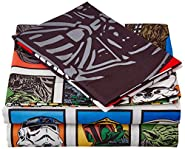 Star Wars Falcon 3 Piece Twin Sheet Set
