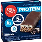 Fiber One Protein Chewy Bar Cookies and Crème 5