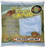 Zoo Med Laboratories SZMHC2B Hermit Crab, 2-Pound, Sand Blue