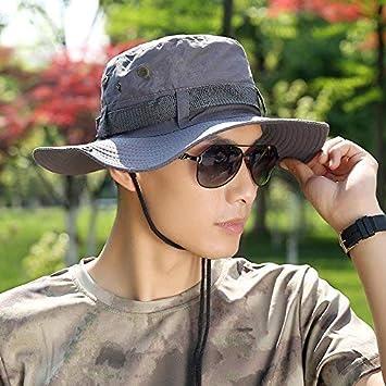 0135c9a5 Fashion Hats Cap Men's Fisherman hat Sun hat Men and Women Mountaineering  hat Outdoor Fishing hat