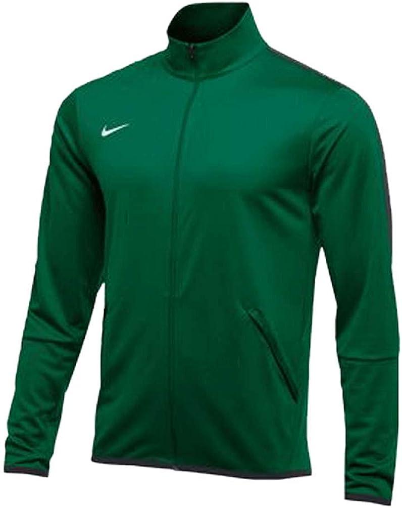 dark green nike shirt
