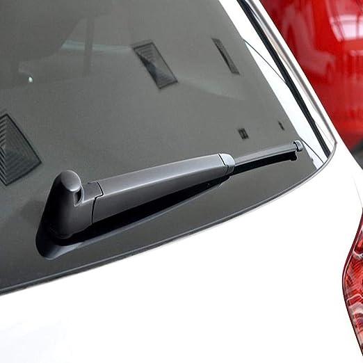 Carrfan 2 Piezas de Parabrisas Trasero limpiaparabrisas arandela Brazo Tuerca Cubre Tapa para Asiento Altea 5P Ibiza 6L 6J León 1P Toledo: Amazon.es: Coche ...
