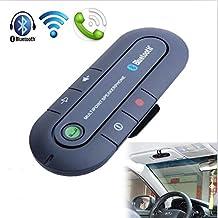 SaveOnMany® Bluetooth 3.0 Wireless Hands-Free Sun Visor Speakerphone Speaker Car Kit For iPhone Cellphone Cell Smartphone (Version 3.0)