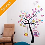 wall decals amazon - Wall Decal Installation