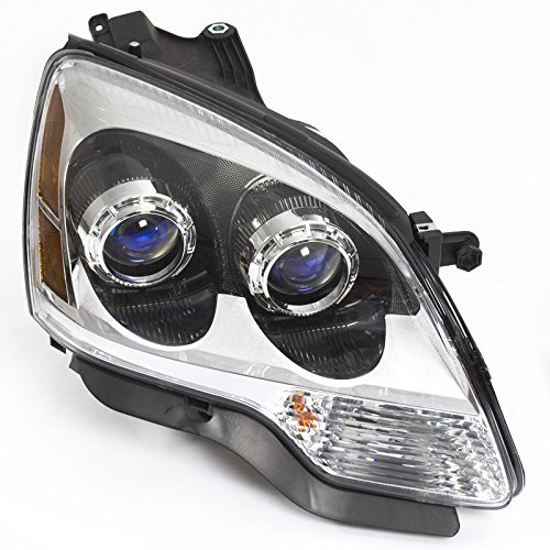 OE Replacement GMC Acadia Truck Right Composite Headlamp Assembly