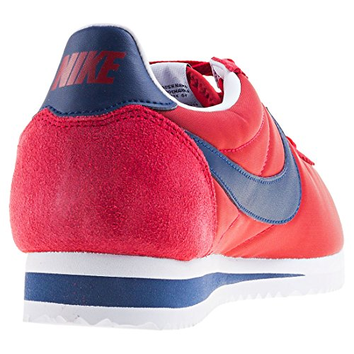 Rouge Classic Sportive Scarpe Cortez Nylon Nike 807472603 YxApqH0wY