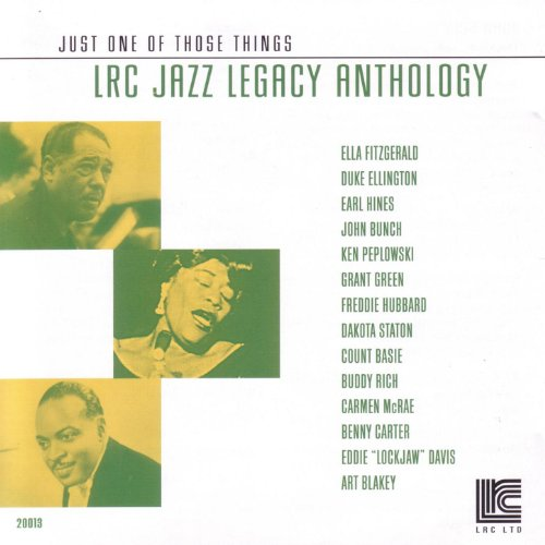 LRC Jazz Legacy Anthology: Jus...
