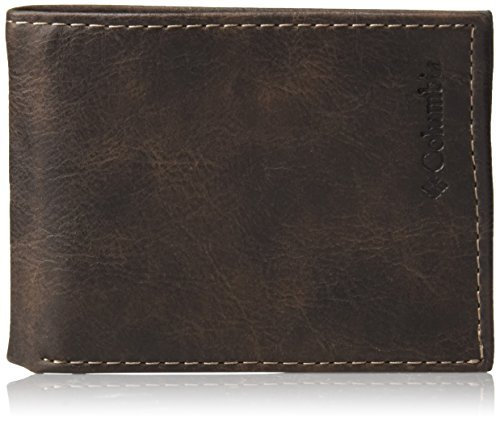 Columbia 31CO2401 Mens Traveler Wallet
