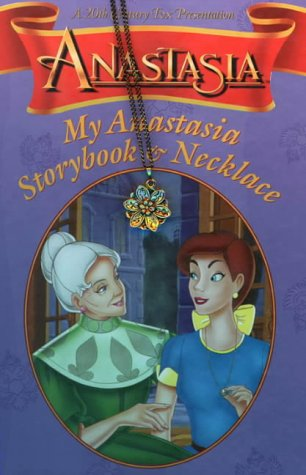 Necklace Anastasia - My Anastasia Storybook (Anastasia)