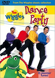 Amazon the wiggles lights camera action wiggles movies tv the wiggles dance party sciox Choice Image