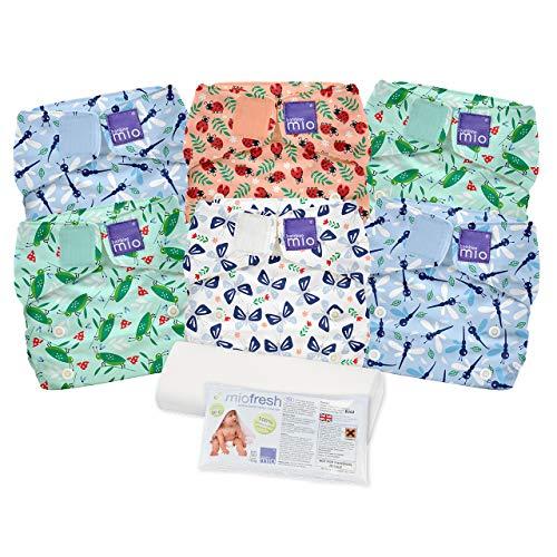 Bambino Mio Miosolo Cloth Diaper Set, Bug's Life