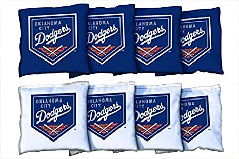 Amazon Com Victory Tailgate 8 Oklahoma City Dodgers Regulation All