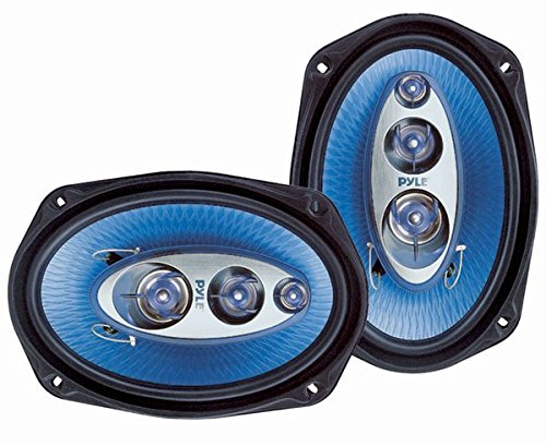 Pyle PL6984BL 9 Inch 400 Watt Speakers