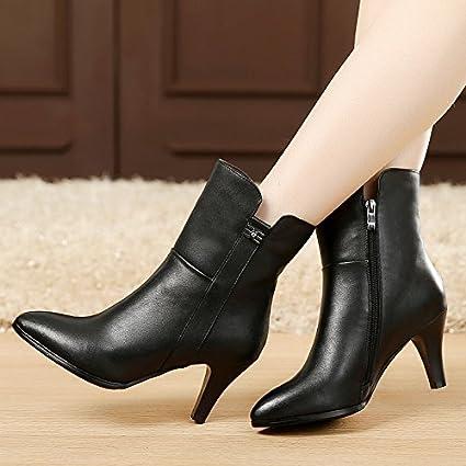 Hiver De 7 Automne Et Chaussures des Femmes 5Cm GTVERNH rxedBoC