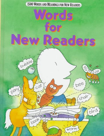 Words for New Readers