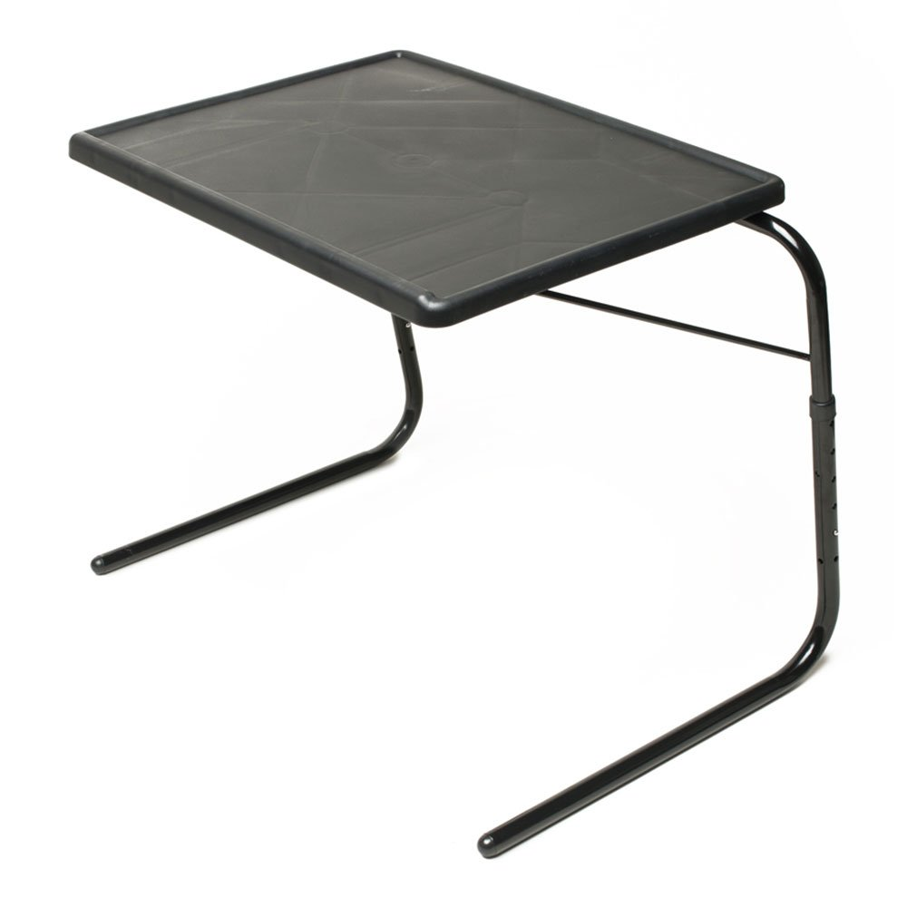 Table-Mate V Wheelchair Tray and Overbed Table (Black)