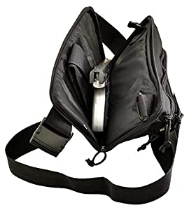 Explorer F8 Concealed Fanny Pack with Removable Holster for Quick Release