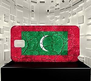 Funda Carcasa para Galaxy Note 3 Bandera LAS MALDIVAS 03
