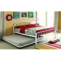 ACME Cailyn White Full Trundle