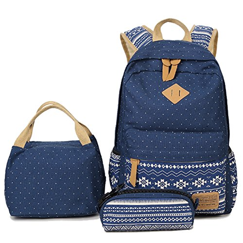 Amazon.com: Artone Stripe Big Capacity Casual Backpack 14