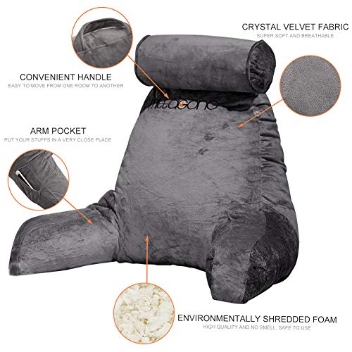 mittaGonG Shredded Foam Reading Pillow