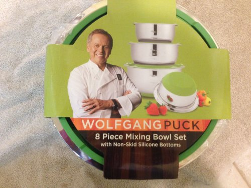 Wolfgang Puck Stainless Steel Professional