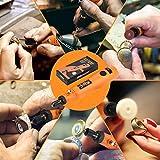 JelBo Cordless Rotary Tool Kit, Mini Variable Speed