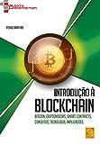 capa de Introdução à Blockchain. Bitcoin. Criptomoedas. Smart Contracts. Conceitos. Tecnologia. Implicações