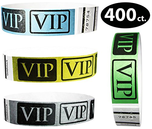 Goldistock Variety Pack 400 Wristbands product image