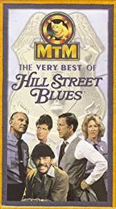 Very Best of Hill Street Blues (4 VHS Boxed Set)