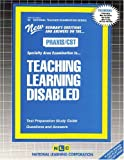 Teaching Learning Disabled, Rudman, Jack, 0837384540