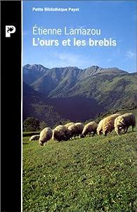 L'ours et les brebis par Etienne Lamazou