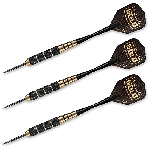 Find Bargain Harrows Voodoo Brass Steel Tip Dart