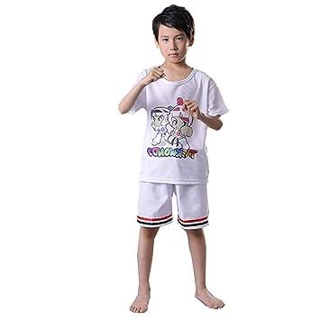 Desshok Taekwon Artes Marciales Kimono Niños Casual de algodón ...