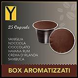 Yespresso Capsule Nespresso Compatibili Box Caffè Aromatizzati - Confezione da 30 Pezzi