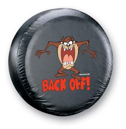 Plasticolor Taz Back Off! Spare Tire Cover