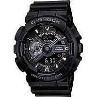Reloj Stio G-Shock X-Large Stealth Black (GA110-1B) - Resistente al agua y los golpes