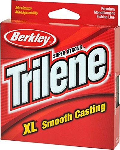 (Berkley Trilene XL 110-yard Fishing Line, Clear, 14 LB)