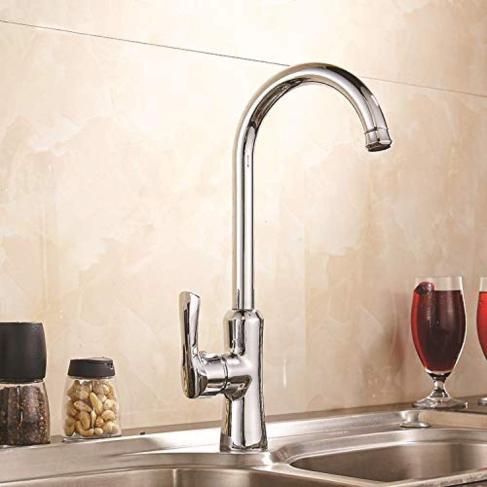 Water Tap Bathroom Sink Taps Taps Kitchen Sink Faucet Off-The-Shelf redary Sink Faucet Hot and Cold Kitchen Sink