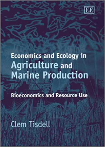 Economics and Ecology in Agriculture and Marine Production: