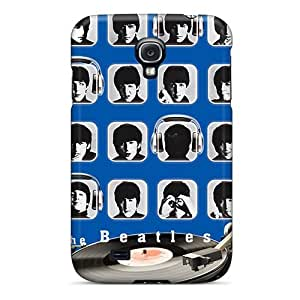 Hot The Beatles Dock First Grade Tpu Phone Case For Galaxy S4 Case Cover by icecream design