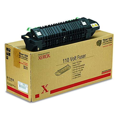 Genuine Xerox Fuser 110V for the Phaser 6250, 115R00029 - Genuine Xerox Transfer Roller