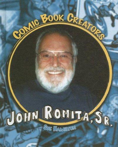 Download John Romita, Sr. (Comic Book Creators - 6 Titles) pdf epub