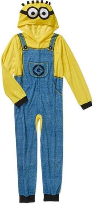 AME Boys Fleece Blanket Sleeper Hooded PJ Onesie Sleep Pajama